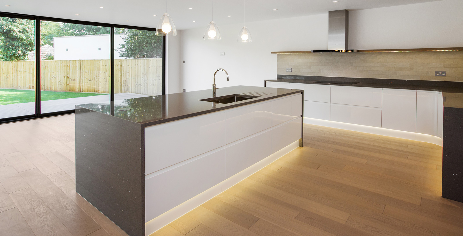 iRewire are rewiring experts for a professional finish - creating stunning living spaces